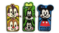 Cartoon Style Mobile Phone Silicone Cases apply to Iphone 5 / 5S wholesalers